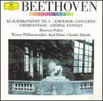 """Beethoven: """"Emperor"""" Concerto; Choral Fantasy"""