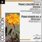"""Beethoven: """"Emperor"""" Concerto; """"Pathetique"""" Sonata"""