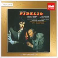Beethoven: Fidelio [Highlights] - Christa Ludwig (vocals); Franz Crass (vocals); Gerhard Unger (vocals); Gottlob Frick (vocals); Ingeborg Hallstein (vocals);...