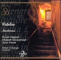 Beethoven: Fidelio - Anton Dermota (tenor); Elisabeth Schwarzkopf (soprano); Hans Braun (vocals); Josef Greindl (vocals); Julius Patzak (tenor);...