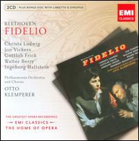 Beethoven: Fidelio - Christa Ludwig (vocals); Franz Crass (vocals); Gerhard Unger (vocals); Gottlob Frick (vocals); Ingeborg Hallsten (vocals);...