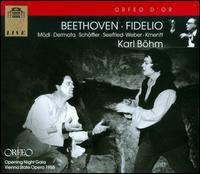 Beethoven: Fidelio - Alfred Jerger (vocals); Anton Dermota (vocals); Irmgard Seefried (vocals); Karl Kamann (vocals); Karl Terkel (vocals);...