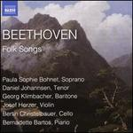Beethoven: Folk Songs