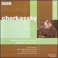Beethoven, Gershwin: Piano Concertos - Shura Cherkassky (piano)