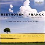 Beethoven: Kreutzer Sonata; Franck: Sonata in A