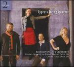 Beethoven: Late Quartets, Vol. 2