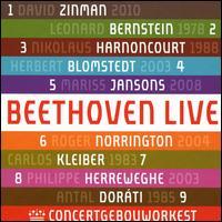 Beethoven Live: The Symphonies - Horst R. Laubenthal (tenor); Jard van Nes (mezzo-soprano); Leonard Mroz (bass); Roberta Alexander (soprano);...