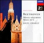 Beethoven: Mass in C; Missa Solemnis