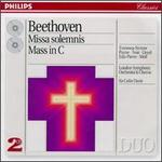 Beethoven: Missa Solemnis; Mass in C