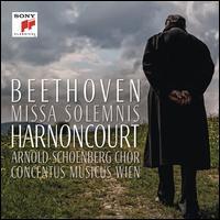 Beethoven: Missa Solemnis - Bernarda Fink (alto); Johannes Chum (tenor); Laura Aikin (soprano); Ruben Drole (bass);...