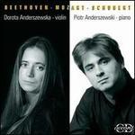 Beethoven, Mozart, Schubert: Violin Sonatas