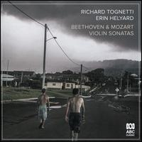 Beethoven & Mozart: Violin Sonatas - Erin Helyard (piano); Richard Tognetti (violin)
