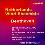 Beethoven: Octet, Op.103; Quintet, Op.16; Symphony No.7