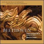 Beethoven: Piano Concerto No. 3; Mass in C major