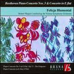 Beethoven: Piano Concerto No. 5; Piano Concerto in E flat