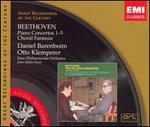 Beethoven: Piano Concerto Nos. 1-5; Choral Fantasia