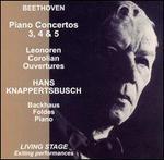 Beethoven: Piano Concertos 3, 4, & 5