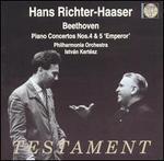 Beethoven: Piano Concertos No. 4 & 5 'Emperor'