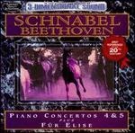 Beethoven: Piano Concertos Nos. 4 & 5; Für Elise