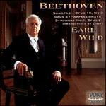 Beethoven: Piano Sonatas, Opp. 10/3 & 57; Symphony No. 1 (Transcribed by Liszt)