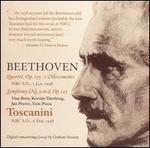 Beethoven: Quartet, Op. 135; Symphony No. 9 in D, Op. 125