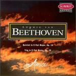 Beethoven: Quintet, Op.16; Trio, Op. 38
