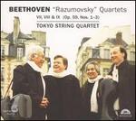 "Beethoven: ""Razumovsky"" Quartets"