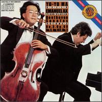 Beethoven: Sonatas, Vol. 2 - No. 3, Op. 69 & No. 5 Op. 102 No. 2 - Emanuel Ax (piano); Yo-Yo Ma (cello)