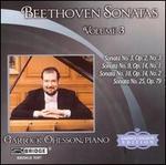 Beethoven: Sonatas, Vol. 3