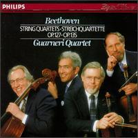 Beethoven: String Quartets Op. 127, Op. 135 - Arnold Steinhardt (violin); David Soyer (cello); John Dalley (violin); John Dalley (violone); Michael Tree (viola); Michael Tree (violin)