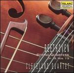 Beethoven: String Quartets, Op. 18/1-3