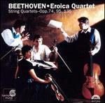 Beethoven: String Quartets --Op.74, 95, 135