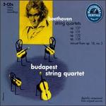Beethoven: String Quartets, Opp. 127, 131, 132, 135; Minuet from Op. 18, No. 5