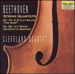 "Beethoven: String Quartets ""The Harp"" & ""Quartetto Serioso"""