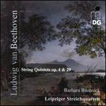 Beethoven: String Quintets Op. 4 & 29