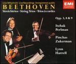 Beethoven: String Trios Opp. 3, 8 & 9