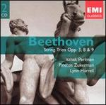 Beethoven: String Trios, Opp. 3, 8, 9