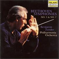 Beethoven: Symphonies No. 5 & No. 7 - Benjamin Zander (speech/speaker/speaking part); Philharmonia Orchestra; Benjamin Zander (conductor)