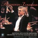 Beethoven: Symphonies Nos. 1 & 2; Romance No. 2, Op. 50