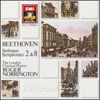 Beethoven: Symphonies Nos. 2 & 8 - Roger Norrington