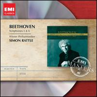 Beethoven: Symphonies Nos 5 & 6 - Vienna Philharmonic Orchestra; Simon Rattle (conductor)