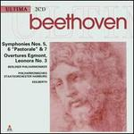 Beethoven: Symphonies Nos. 5-7; Overtures