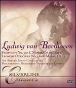 """Beethoven: Symphony No. 5 """"Fate""""; Leonore Overture No. 3 [DVD Audio]"""