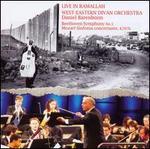 Beethoven: Symphony No. 5; Mozart: Sinfonia concertante, K 297 b - Daniel Barenboim (spoken word); Kinan Azmeh (clarinet); Mohamed Saleh (oboe); Mor Biron (bassoon); Sharon Polyak (horn);...