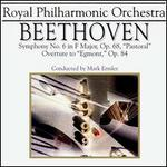"Beethoven: Symphony No. 6 ""Pastorale""; Egmont Overture"