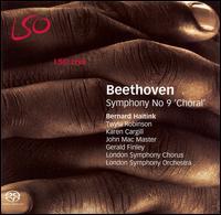 "Beethoven: Symphony No. 9 ""Choral"" - Gerald Finley (bass); John MacMaster (tenor); Karen Cargill (mezzo-soprano); Twyla Robinson (soprano);..."