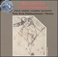 Beethoven: Symphony No. 9 - Jon Vickers (tenor); Margaret Price (soprano); Marilyn Horne (mezzo-soprano); Matti Salminen (bass);...