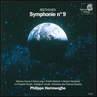 Beethoven: Symphony No. 9 - Dietrich Henschel (bass); Endrik Wottrich (tenor); Melanie Diener (soprano); Petra Lang (mezzo-soprano);...