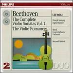 Beethoven: The Complete Violin Sonatas, Vol. 1 - Henryk Szeryng (violin); Ingrid Haebler (piano); Royal Concertgebouw Orchestra; Bernard Haitink (conductor)