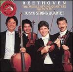 Beethoven: The Middle String Quartets Opp. 59, 74, 95